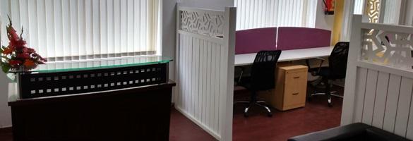 Clayfin - Bangalore Office