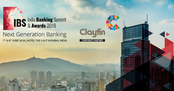 Clayfin is a Corporate Partner of India Banking Summit 2018