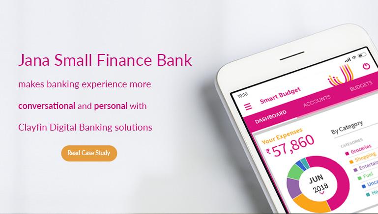 Jana Small Finance Bank makes banking experience